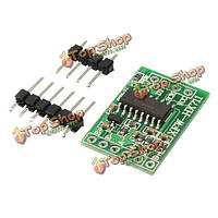 Объявление модуль датчика взвешивания двухканальный 24-битный / d преобразование hx711 shieding