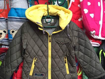 Детская куртка парка на мальчика оптом 2016