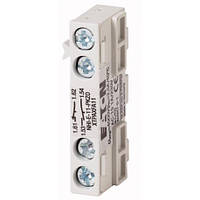 Фронтальный блок вспомогательных контактов 1NO1NC NHI-E-11-PKZ0 Eaton