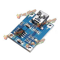 20шт батареи мини-1a литий зарядки платы интерфейсный модуль USB зарядное устройство