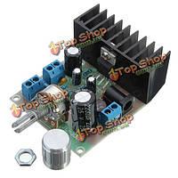 Правление tda2030a 15w ac/dc 12v модуля усилителя мощности звука