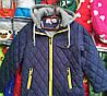 Детская куртка парка модная оптом от 5 шт