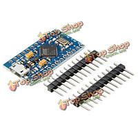 PRO микро 3.3В 8м мини-плата микроконтроллера Leonardo разработки для Arduino