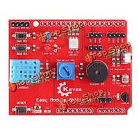 Разьемное порт расширения для обучения плата Arduino V1 многоцелевой щит
