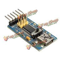 Грам загрузчик для Arduino с адаптером кабеля мини-USB Pro FTDI FT232 Основная FIO Proмини-Lilypad