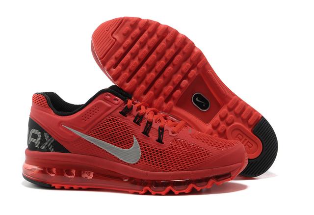 2d8a98a8 Кроссовки мужские Nike air max 2013(965) красные, цена 1 050 грн., купить в  Харькове — Prom.ua (ID#26813950)