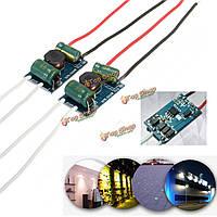 12-24 высокой мощности питания драйвера постоянным модулем тока для 10Вт LED Свет чип лампы