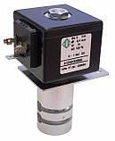 Пережимной электромагнитный клапан ODE (Italy), фото 2