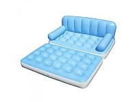 Диван (кровать) трансформер надувной Bestway 75039