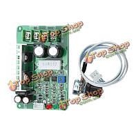 ШИМ контроллер постоянного тока частота вращения двигателя 12v / 24v / 36v защита от перегрузки контроллера 15а стойло от перегрузки по току