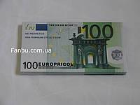 Сувенирные деньги- 100 евро, фото 1