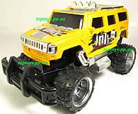 Машина на радиоуправлении Джип Hummer Хаммер, 17см, аккумулятор