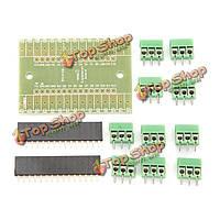 Поделки нано И.О. расширения щит v1.o платы для Arduino