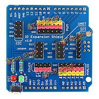 И.О. порт расширения платы датчика щит совместим с Arduino UNO Leonardo Mega2560