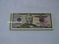 Сувенирные деньги- 50 долларов