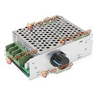 12-50В 30а случай регулятор скорости двигателя постоянного тока SCR метр корпус