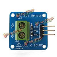 0.5 процентов Модуль датчика напряжения детектора прецизионный резистор для Arduino RPI STM32