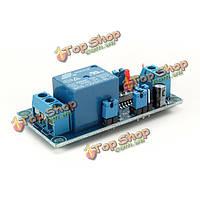 12В-на реле задержки схема задержки модуля модуль чипа ne555
