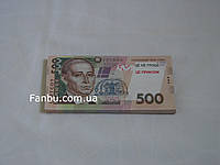 Сувенірні гроші - 500 гривень, фото 1