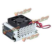 AC 220В 4000Вт Scr регулятора электрического напряжения диммер температуры регулятор частоты вращения двигателя с вентилятором