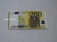 Сувенирные деньги- 200 евро