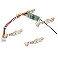 Модуль беспроводной передачи аудио видео 5v 500mW 2.4G с излучением передатчика сигнала