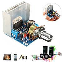 Двухканальный усилитель платы для Arduino TDA7297 5pcs 15w