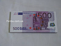 Сувенирные деньги- 500 евро