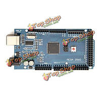 Mega 2560 r3 atMega 2560-16au + ch340 плата для Arduino без USB
