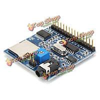 Голосовое правление модуля воспроизведения mp3 напоминание для arduino