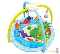 Детский музыкальный коврик Морские животные 898-28 B