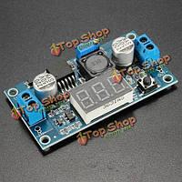 Регулятор dc-напряжения-постоянного-тока lm2596 приспосабливаемый модуль электроснабжения с показом