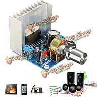 15w tda7297 плата усилителя двухканальный для Arduino