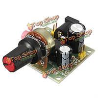 10шт lm386 Mini DC 3В до 12В усилитель плата усилителя сигнала модуля