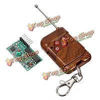 2шт ic2272 315МГц 4-канальный радиопульт дистанционного управления