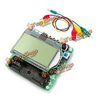 Транзистор тестер многофункциональный измеритель индуктивности конденсатора ESR MG328 графика m8