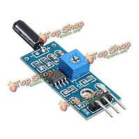 SW-18010p 3v-5V открытого типа запуска модуля переключатель датчика вибрации сигнализации для Arduino