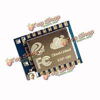 ESP8266 ЭСП-100 последовательный Wi-Fi модуль совместим с ESP-07 с внешней антенной