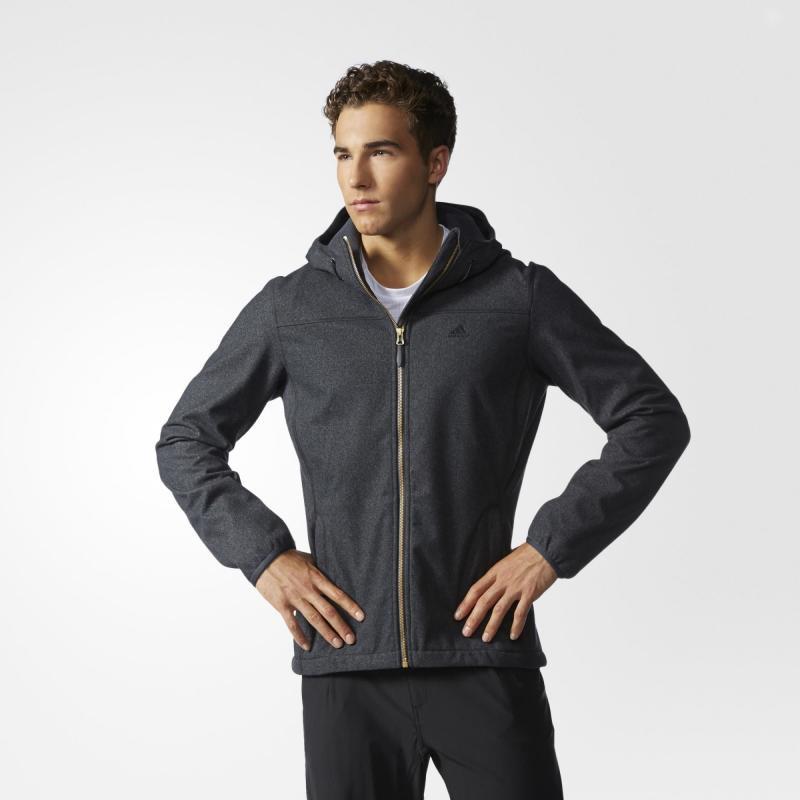 Куртка спортивная, мужская  Men's Adidas Outdoor Luminaire Jacket A98358 адидас
