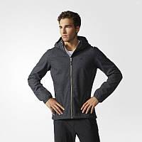 Куртка спортивная, мужская  Men's Adidas Outdoor Luminaire Jacket A98358 адидас 58