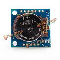 5шт малюсенький RTC с I2C at24c32 ds1307 часы реального времени модуль для Arduino