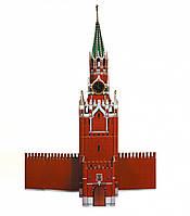 Картонная модель Спасская башня Московского Кремля 219 Умная бумага
