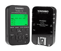 Комплект передатчик и радиосинхронизатор Yongnuo YN622C-Kit для Canon (E-TTL)