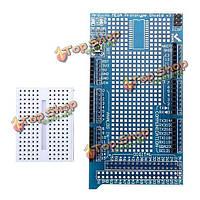 Mega 2560 1280 В3 прото прото щит платы расширения с макетной плате для Arduino