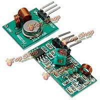 10шт 433МГц RF передатчик с приемником комплект для Arduino MCU беспроволочный