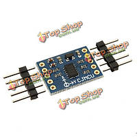 I2C spi adxl345 цифровой 3-оси ускорение силы тяжести наклона модуль для arduino