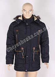 Мужская зимняя куртка BTY 1656