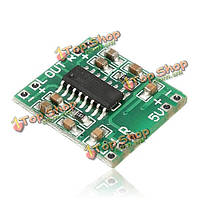 Мини-цифровой усилитель мощности плата 2 * 3W класса D аудио модуль USB DC 5V pam8403