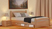 Кровать натуральное дерево Вудленд Emma Extra