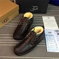 Зимние ботинки с мехом - Ugg (Угги)